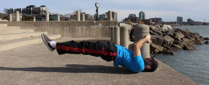 The Dragon Flag is an exceptional core exercise, and can be done for reps, or as an isometric hold.